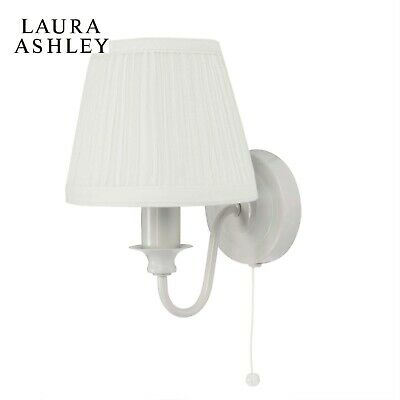 Laura Ashley Charlotte 2 Light Wall Light New in Box RRP £95