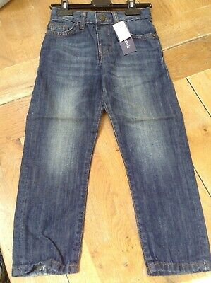 Boys Straight Fit Denim Jeans. Light Blue Age 5. New With Tag. John Lewis