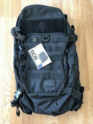 18.5L Storage NEW!!! SOG Specialty Knives /& Tools Ninja Tactical Day Pack