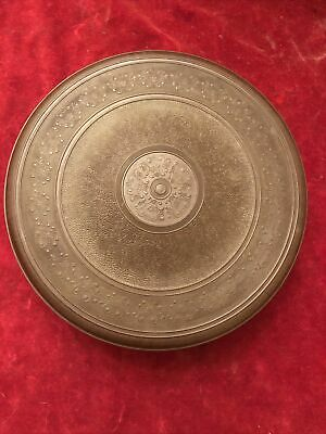 3 piece set lid and base tray Smart Company Glenside PA Vintage early 1920/'s Domart Sewing Box chocolate Bakelite