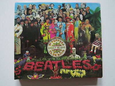 The Beatles - Sgt Pepper's Lonely Hearts Club Band (remastered) pre-owned CD