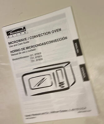 Kenmore Elite Microwave Convection Oven
