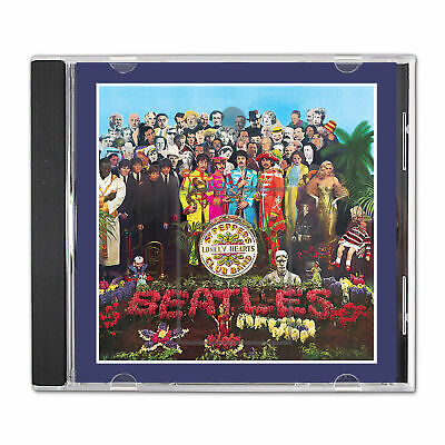 The Beatles Sgt. Pepper's Lonely Hearts Club Band - Blank CD play on Spotify