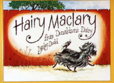 Hairy Maclary from Donaldsons Dairy, Lynley Dodd, Used; Acceptable Book