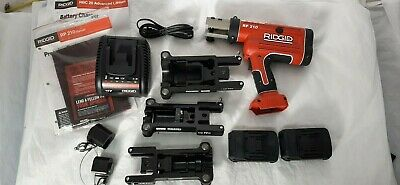 Ridgid RP210 Compact Battery Press Tool, 90 Day Warranty, RP-210, New