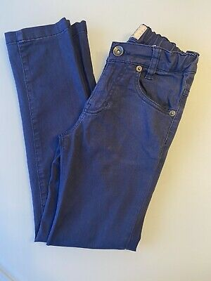 Boys Jeans, Timberland, Dark Blue, Aged 8 Years