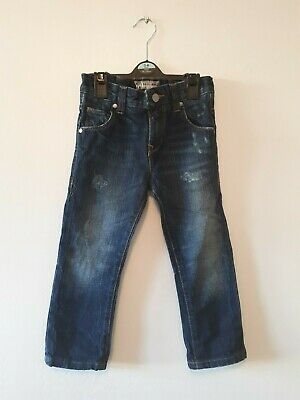 Next Boys Blue Jeans Age 4 Years