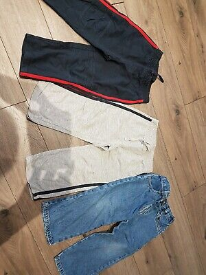 Boys/ toddler pants joggers jeans bundle.  2-3years.