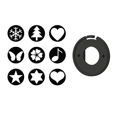 All-in-one Bokeh Effect Filter Kit with 52mm Lens Cap Cover  for Artistic Scene