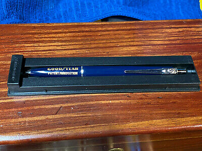 Vintage Goodyear Ballograf Pen - Patent/Innovation - Unused New in the Box