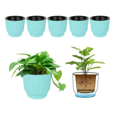 1Pcs Garden Self Watering Plant Flower Pot Water Container  Planter Tool