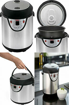 Tefal RK302E15 Multicook 8-in-1 Multicooker, (4 Portions), 600 W, 5 Litre...