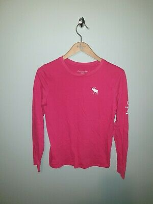Girls ABERCROMBIE & FITCH  Sweatshirt Age 11-12 Years