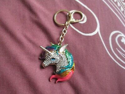 New Unicorn keyring