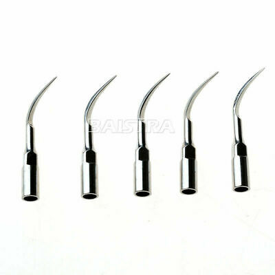 5 X Dental Ultrasonic Scaler Scaling Perio Tips P1 For EMS Woodpecker Handpiece