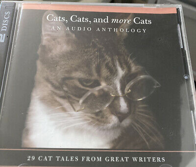 Cats cats in more cats - an audio anthology, 20 Cat Tales From Great Writers