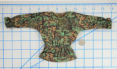 Toys city WWII German Smock 1//6 scale dragon DID 3R RB alert Bbi Soldier Tunic
