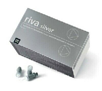 SDI Riva Silver Radiopaque Silver Alloy Reinforced Glass Ionomer Cement Dental