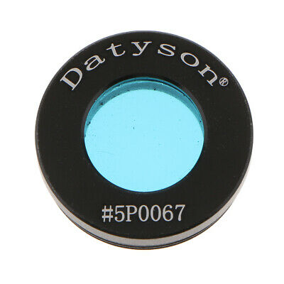 0.965'' Nebula Moon Filter Standard 0.965 inch Filters Thread for Telescope