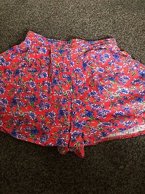 Girls New Look Shorts Aged 8