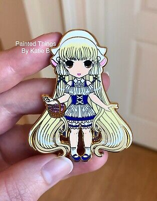 Clamp Chobits Bakery Chii Chibi Persocom Anime Fantasy Pin