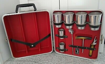 The Portable Pub By Londonaire Limited Vintage Travel Bar