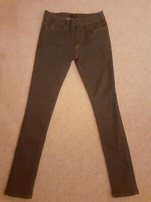 "River Island Mens / Boys Skinny Jeans 26""W 30"" L ( new without tags)"