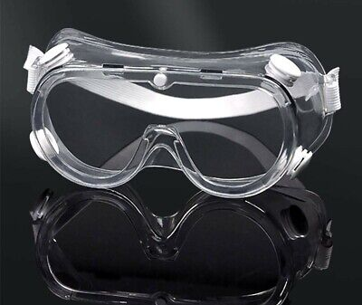 Sellstrom Safety Goggles for Eye Protection, S81210, Flexible, Anti-fog