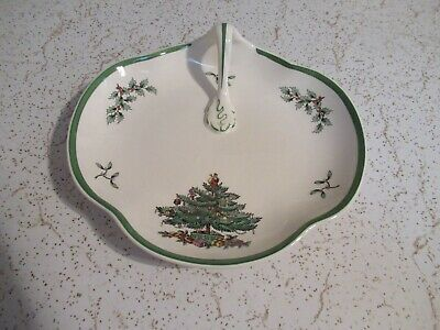 Spode appetizer tray / serving plate