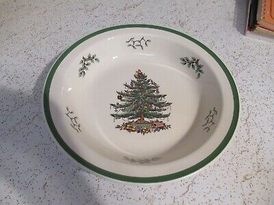 Large Spode Imperial Cookware stone china serving bowl
