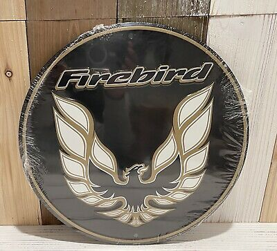 "Pontiac Firebird Trans Am Embossed Metal Tin Sign 24"" Vintage Garage Car New"