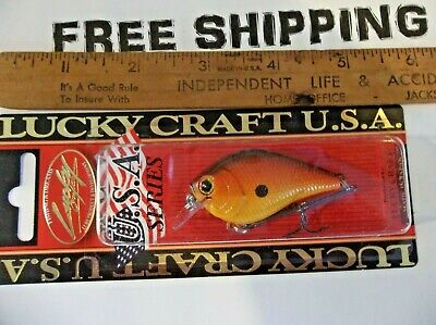 simple Craw Lucky Craft Bds1