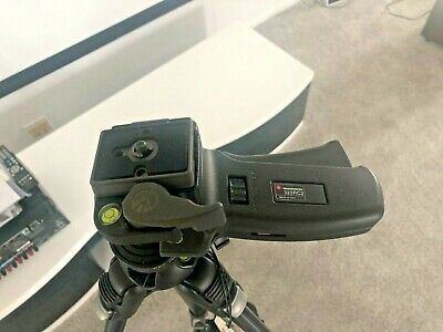 Manfrotto 322RC2 Ball Head with Quick Release Plate
