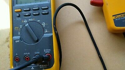 Fluke i410 AC / DC Current Clamp