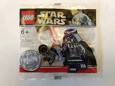 LEGO Star Wars 10th Anniversario Edizione Limitata Cromo Darth Vader