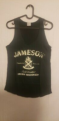 Jameson Irish Whiskey Tank Top A Shirt New In Bag size large