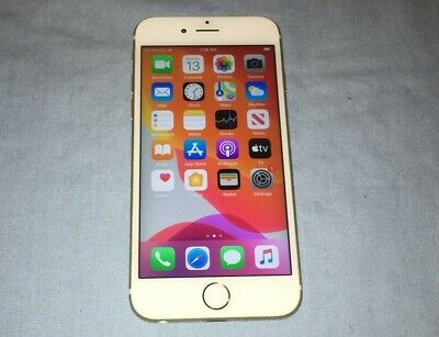 Apple iPhone 6s - 128GB - Gold (AT&T Only) Clean ESN