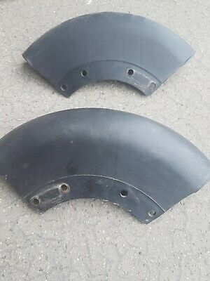 PAIR PHIL AND TEDS EXPORER MUD GUARDS NAVIGATOR REAR WHEEL GUARDS