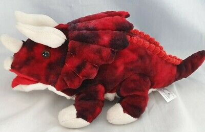 Baby Dinos T-Rex Red The Puppet Company