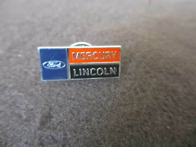 Vintage 1983 Ford Hat Lapel Pin