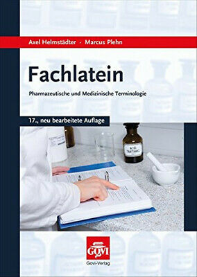 Technical Latin: Pharmaceutical and Medical Terminology[Taschenbuch17thed[Taschenbuch17Aufl