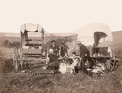 1880s dinner Black Canyon Gunnison Colorado photo CHOICES 5x7 or request 8x10 or