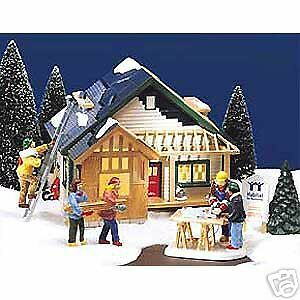 Dept. 56 -SV- A Home In The Making -  Retired/NIB