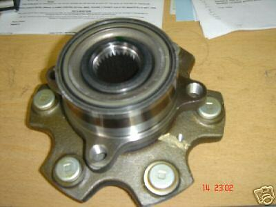 MITSUBISHI PAJERO SHOGUN 3.2DiD 3.5 1999-2006 WHEEL BEARING HUB FRONT
