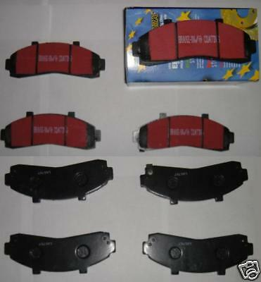 Ford Explorer Ebc Ultimax Heavy Duty Front Brake Pads