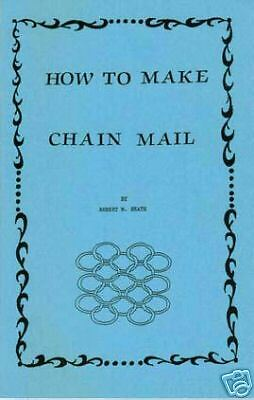 How to Make Chain Mail/Blacksmithing/Medieval