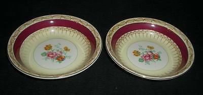 SARACEN by ALFRED MEAKIN CHINA DESSERT BERRY BOWL (s)