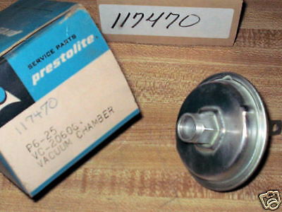 Prestolite Vacuum Pump # VC-20606, Jeep Part # 117470