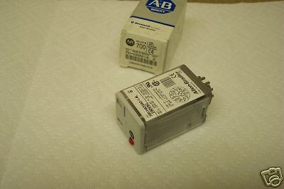 Allen Bradley 700-Ha33A2-1-4L Relay 10A 3Pdt 240Vac New Condition In Box