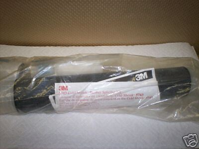 3M 5743 Cold Shrink Rubber Splicing Kit 05400749493 New